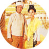 Rakhine Couple